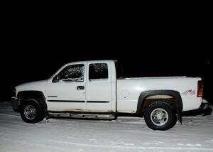 Klaus family truck