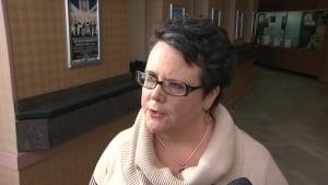 Community Services Minister Joanne Bernard