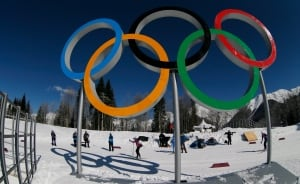 Sochi Olympics Cross Country