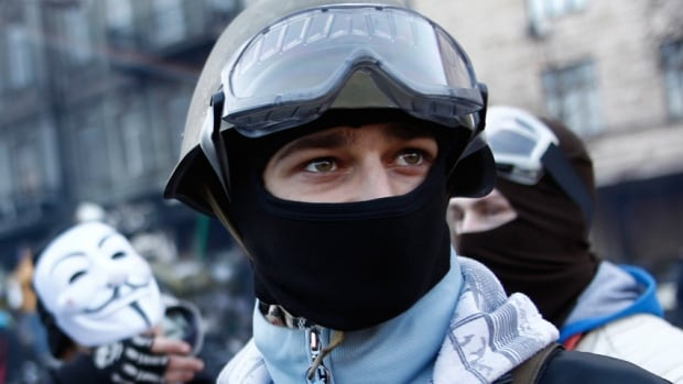 Ukraine has seen weeks of anti-government protests, after President Viktor Yanukovych abandoned an agreement with the European Union in favour of a closer union with Russia.