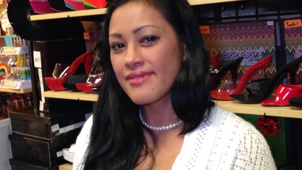 Leah Leckie appears in adult films and owns her own adult store in Windsor.