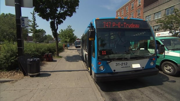 The STM's express shuttle service that runs from downtown Montreal to Trudeau Airport has been in place for four years.