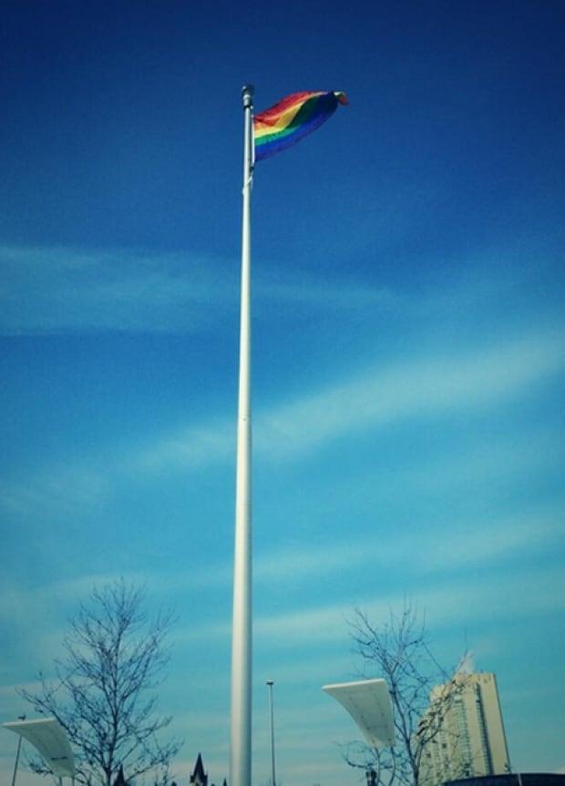 Ottawa pride flag