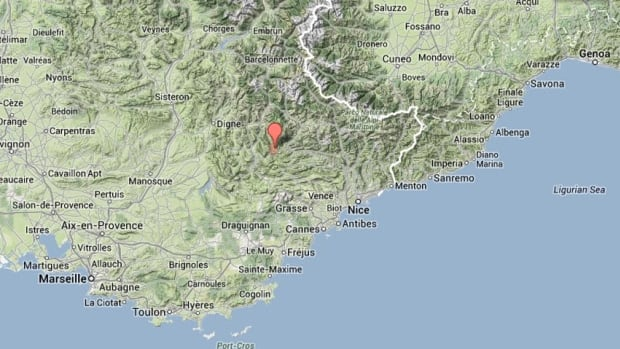Map of French Alps French Alps Google Maps