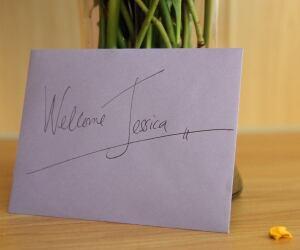 Card for Jessica Bennett