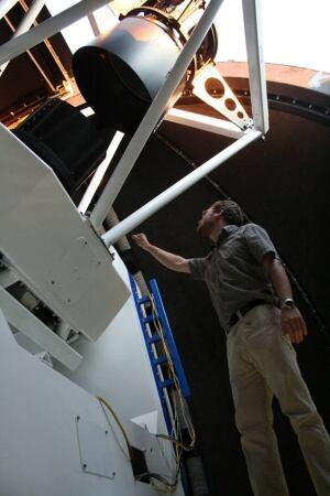 Skymapper telescope