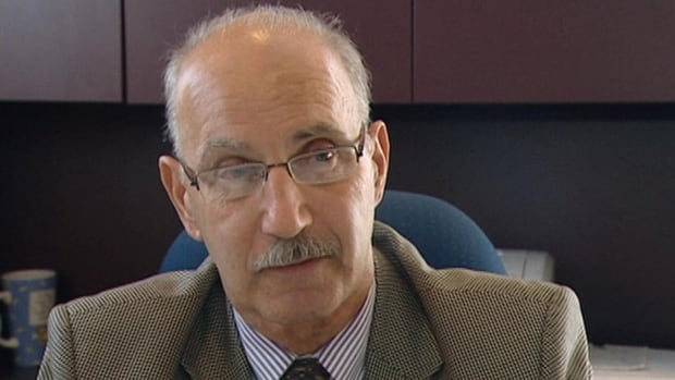 Ed Ring is Newfoundland and Labrador's information and privacy commissioner.