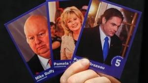 Senate expense cards