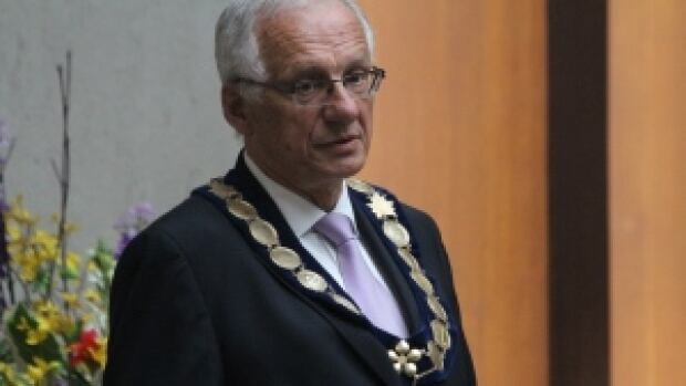 Mayor Bob Bratina says a city staffer has harassed an elected official.