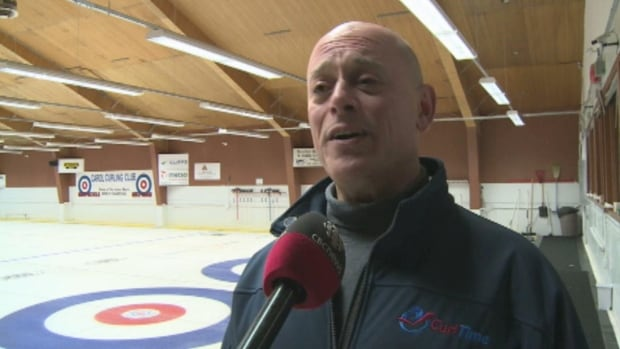 Labrador City's Paul Smith is in Sochi, Russia, serving as deputy chief timer for the curling competition.