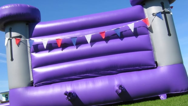 Expect bouncy castles galore at Kids-Fest at the Canadian Warplane Heritage Museum this weekend.