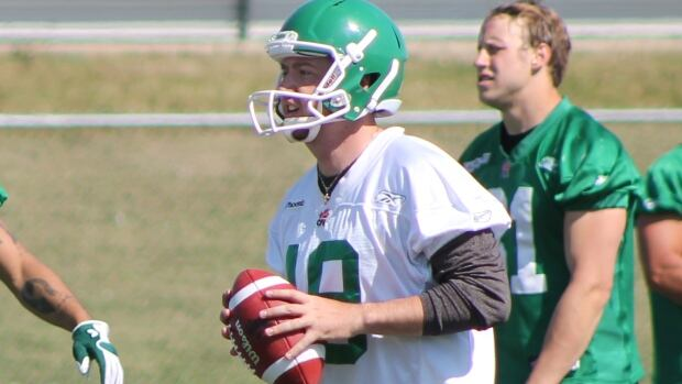 Kicker Chris Milo re-signed with the Saskatchewan Roughriders.