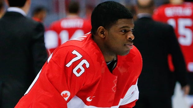 PK. Subban's speed, shot and playmaking ability could prove to be quite valuable for Team Canada, especially with the man advantage.