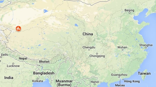 The earthquake struck a remote area known in Chinese as Yutian and in the local Uighur language as Keriya.