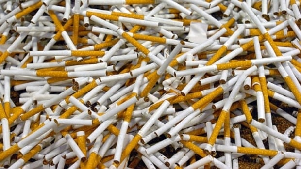 Manitoba stood to lose $249,052 in tax revenues had the shipment of contraband cigarettes reached the black market.