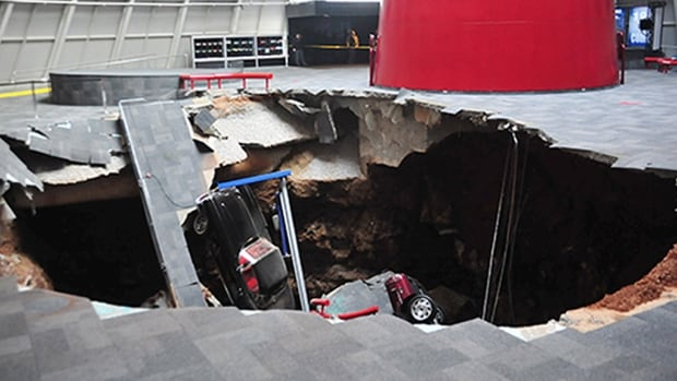The National Corvette Museum's board plans to preserve the sinkhole that swallowed several of its valuable cars, because as it turns out, tourists love it.
