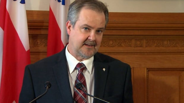 Montreal Mayor Denis Coderre is recommending Denis Gallant as the city's first inspector-general. Gallant is a member of the Charbonneau Commission, the province's corruption inquiry.
