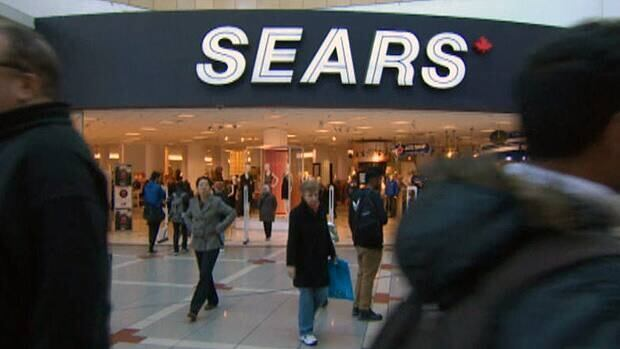 Sears Canada's same-store sales were down 6.4 per cent in the quarter ending Feb. 2, as it shut stores and its home repairs business.