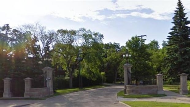 Armstrong's Point located in central Winnipeg was used as a prototype by the City of Winnipeg for a Heritage Conservation District Study to determine how to go about designating neighbourhoods in Winnipeg as historically significant.  Even the Tyndall stone gates are municipally designated.