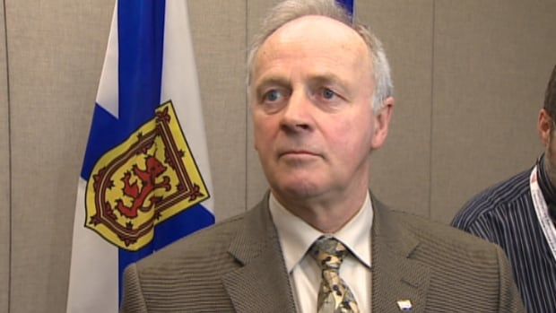 Health Minister Leo Glavine says he's monitoring the blood collection situation.