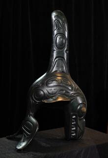 bill reid killer whale statue ottawa
