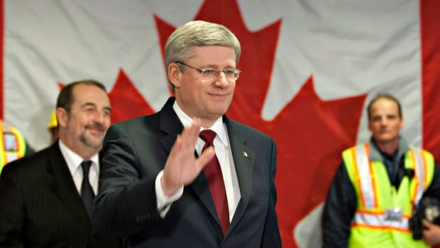 Prime Minister Stephen Harper has unveiled the details of the New Building Canada Fund which include $1 billion exclusively set aside for infrastructure projects in smaller communities with under 100,000 residents.
