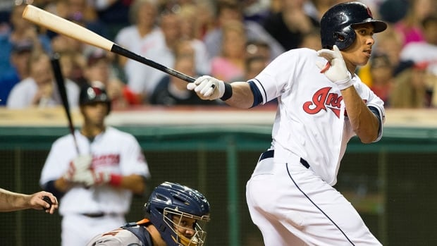 Indians outfielder Michael Brantley set career highs with 26 doubles, 10 homers, 73 RBIs and 66 runs while stealing 17 bases in 21 attempts last season. He signed a four-year, $25-million US deal with the team on Thursday.