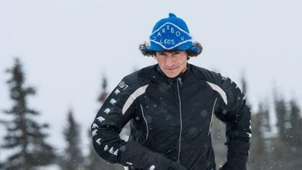 After two false starts, Brad Firth, aka Caribou Legs, has officially begun a 1,200 kilometre run to save the Peel watershed.
