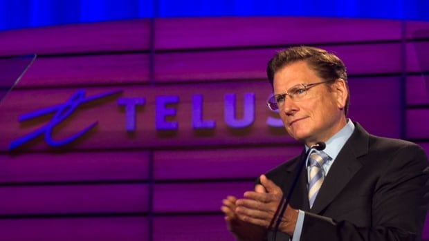 Darren Entwistle, president and chief executive officer of Telus Corp., can be content with Telus's fourth quarter results, which show the company had more wireless subscribers than BCE for the second consecutive quarter, making it the second-largest provider in Canada.
