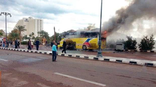 Almost all surviving passengers on the bus suffered injuries.