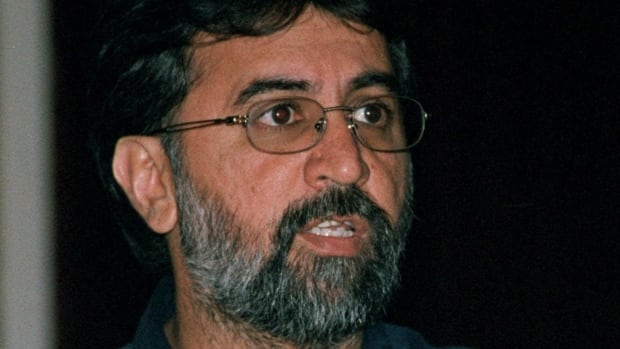 Tehelka editor Tarun Tejpal, pictured in 2001, is charged with rape and outraging a woman's modesty after allegedly sexually assaulting a female colleague.