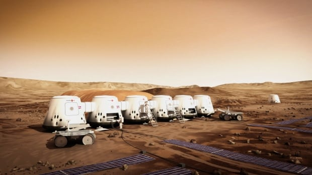 Mars One aims to establish the first human settlement on Mars by 2025. Under the plan, astronauts would grow most of their own food on the Red Planet.
