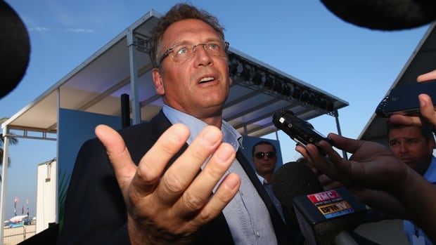 FIFA secretary general Jerome Valcke expressed confidence the 2014 FIFA World Cup in Brazil will be staged without incident.