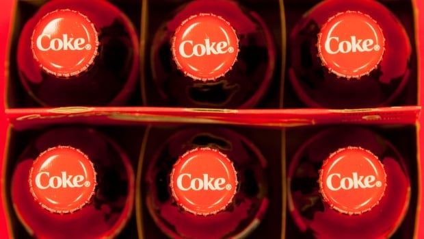 """Like Pepsi, which reported a """"mid-single-digit"""" drop in soda volume last week, Coca-Cola has been battling declining carbonated drink sales in developed markets, especially in the United States."""