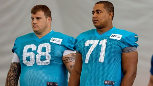Dolphins lineman Richie Incognito has been in some hot water over an ongoing bullying scandal involving Jonathan Martin.