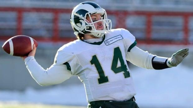 Last season, Marc Mueller was quarterbacks coach of the University of Regina Rams, his alma mater.