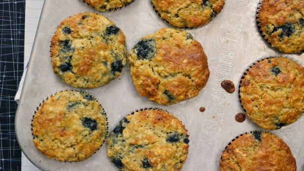 Grainy Muffins