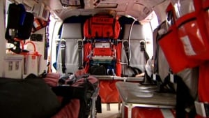 Inside STARS air ambulance