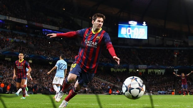 Barcelona, PSG get leg up in Champions League - CBC Sports ...