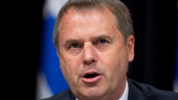 Quebec's Auditor General Michel Samson will unveil his report Wednesday, Feb. 19, 2014 at the legislature in Quebec City.