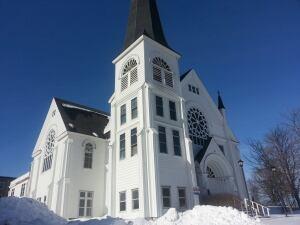 Sackville United Church