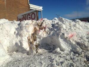 Saint John snow storm