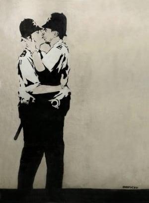 Banksy Auction