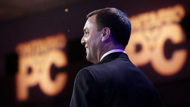 Progressive Conservative Leader Tim Hudak says jobs are the top issue in this election.