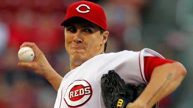 Homer Bailey posted an 11-12 record with a 3.49 earned-run average and one shutout in 32 starts for the Reds last season.