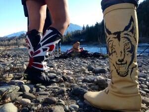 Riverbank boots