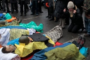 APTOPIX Ukraine Protests
