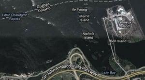 Lemieux Island