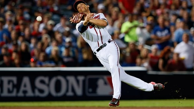 Andrelton Simmons his .248 with 17 home runs, 59 runs batted in and a .981 fielding percentage in 157 games last season.