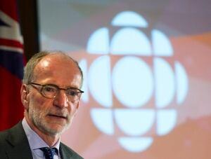CBC President Hubert Lacroix 20120607